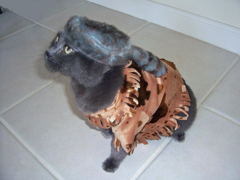daniel boone halloween costume for pet
