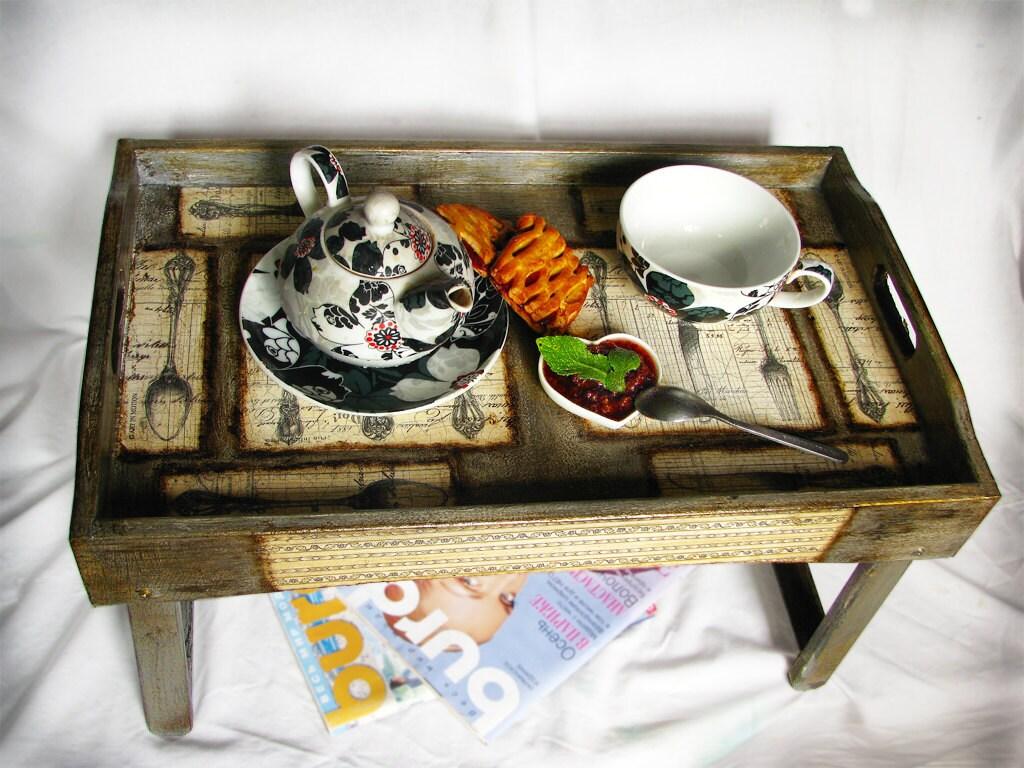 Стол для завтрака (портативный, со складными ножками) доставки по всему миру