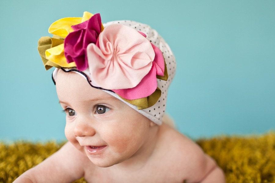 Snugars партии Hat весной HAT шапочка Девочки малыша МЛАДЕНЦЕВ
