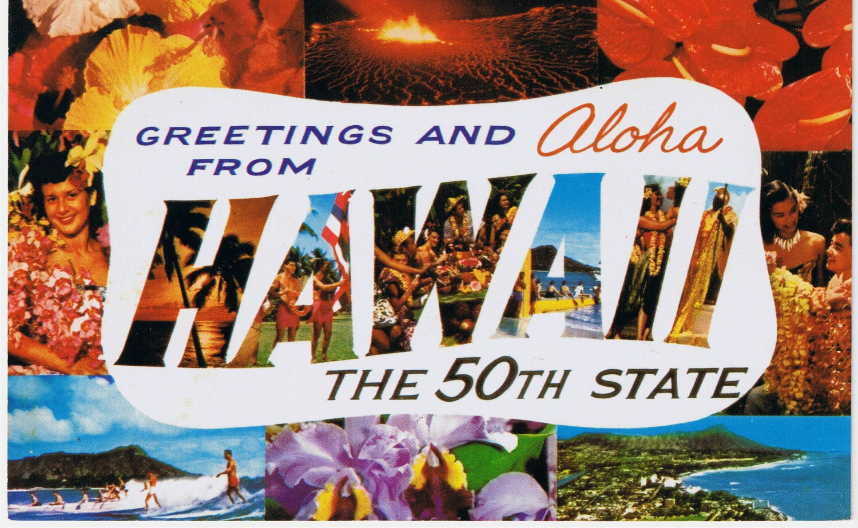From hawaii greetings from hawaii kristyandbryce Choice Image