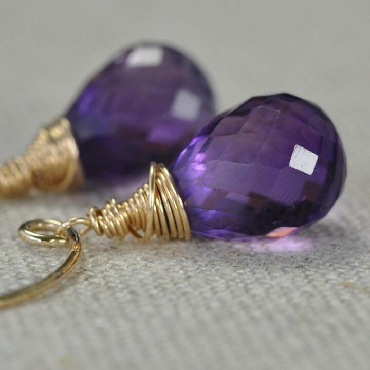 Opal Gold Earrings