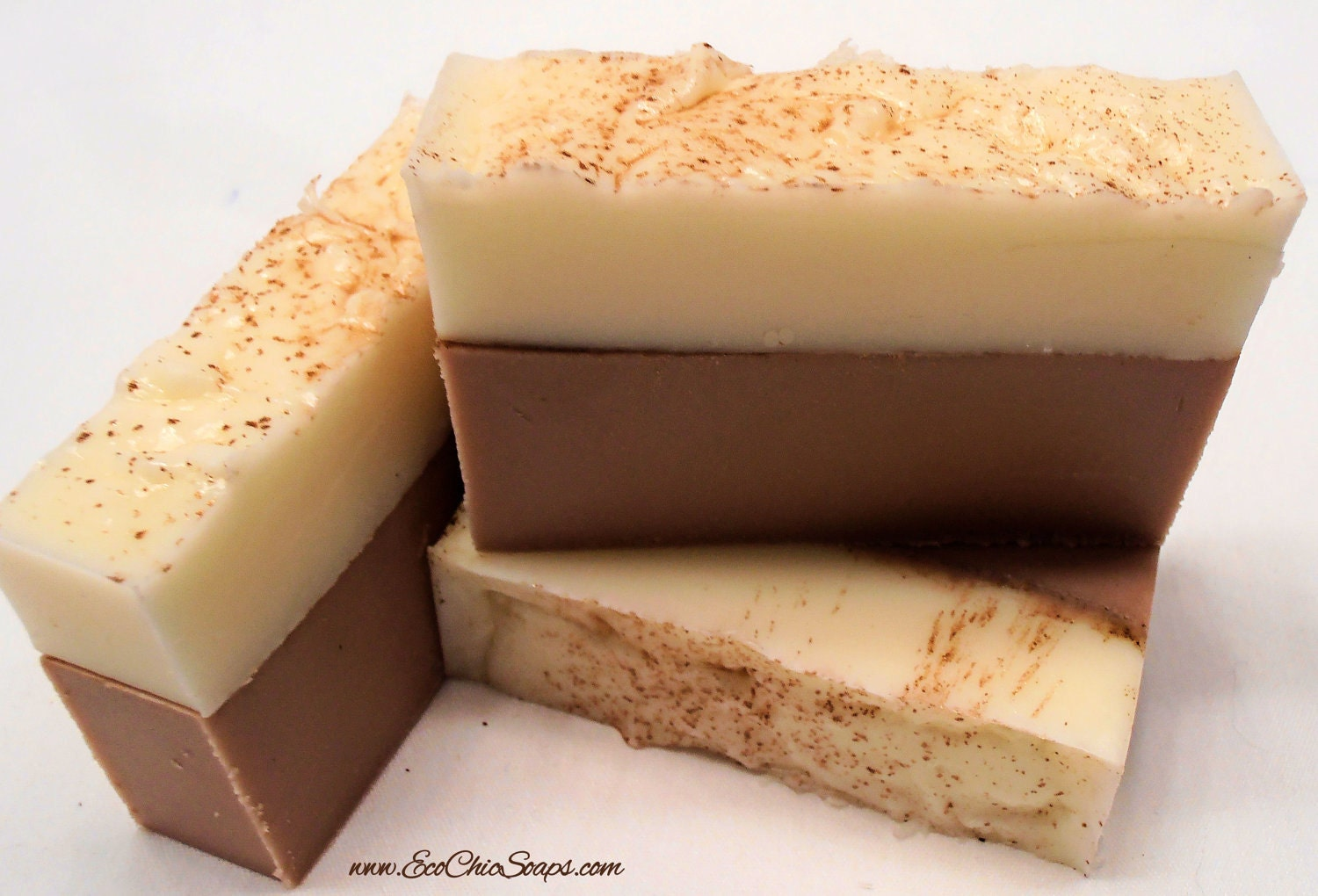 Chocolate Latte Soap - Cocoa Butter - Handmade Soap