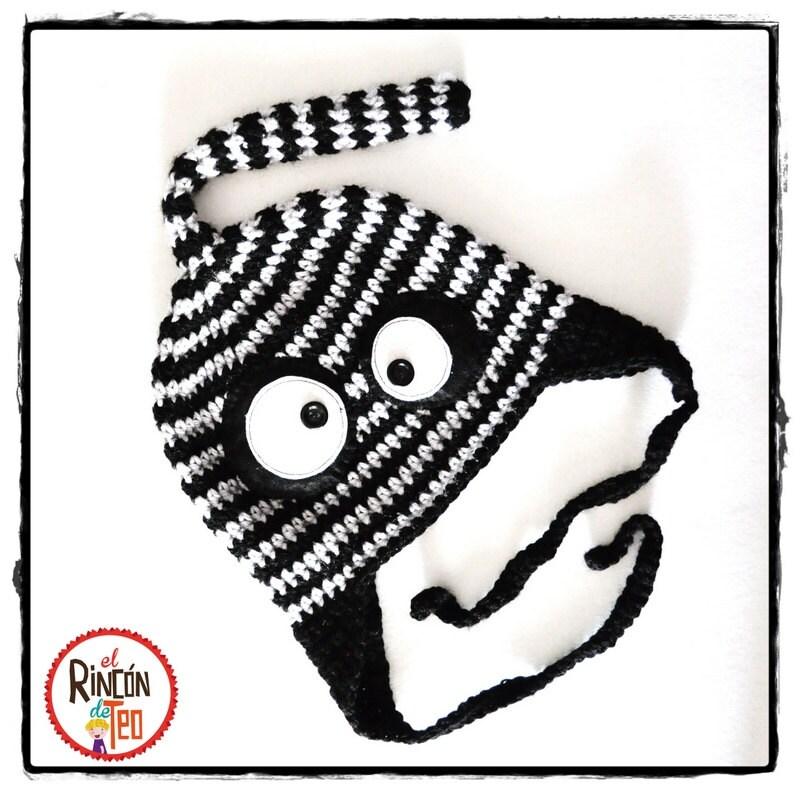 Crochet Hat  Rising Globling NG