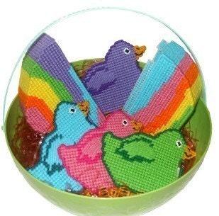 CHICK CROCHET EASTER - Crochet — Learn How to Crochet