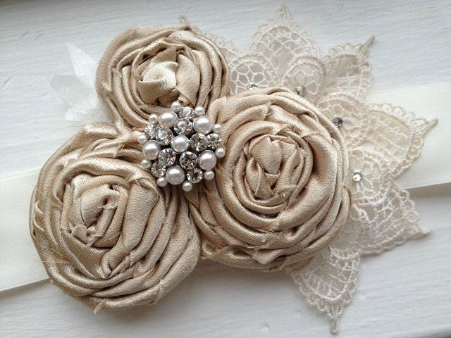 bridal sash, bridal belt, bridesmaids belt