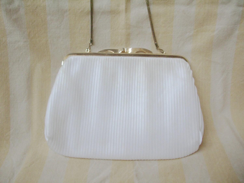 Vintage Hand Bag -  Shilton