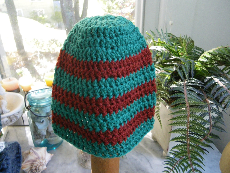 Beannie Hat 100% Wool Handcrafted