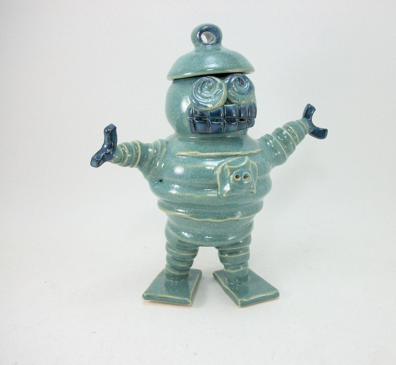robot pot