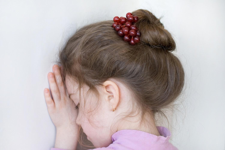 Hair  Bobby Pin. Hair Clips. Red grapes. Girl accessories amethyst purple white berry children - MelashaCat