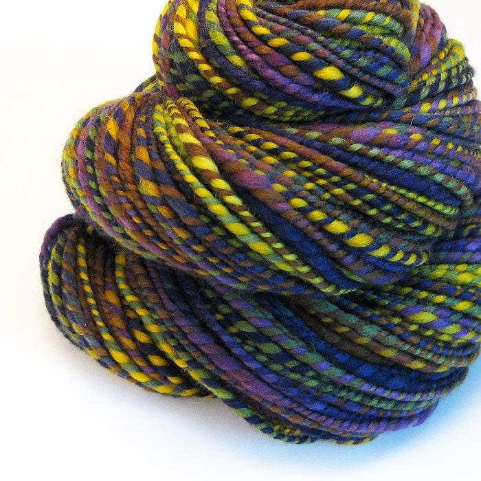 Handspun Yarn - Provence - 125 Yards