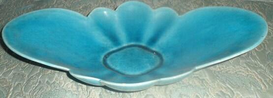Gorgeous Turquoise Vintage Bowl