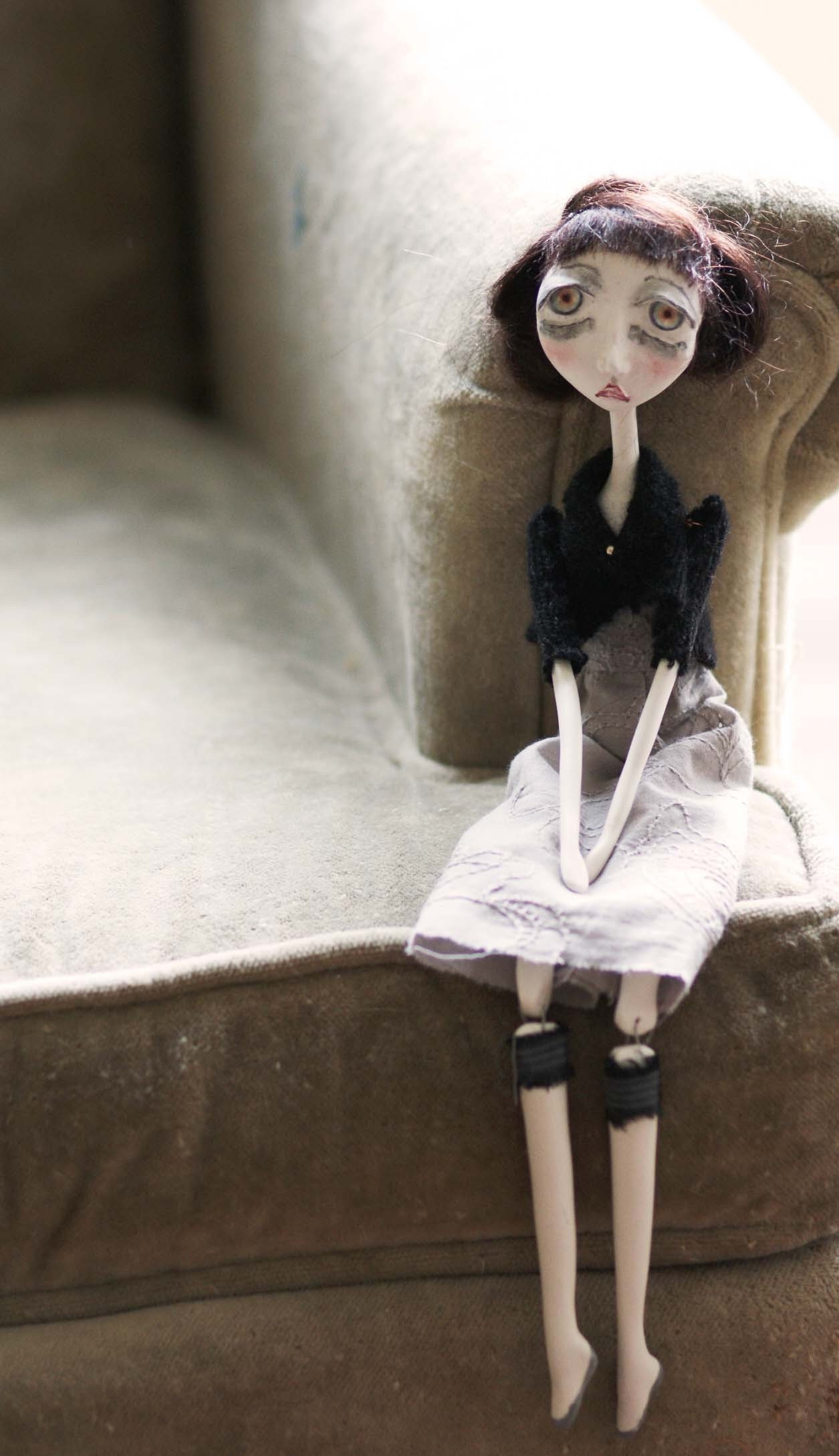 Philomena - Art Doll