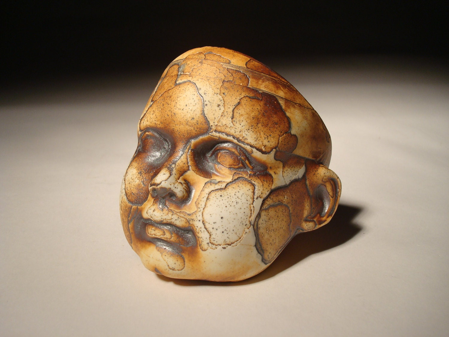 Tectonic Doll Head