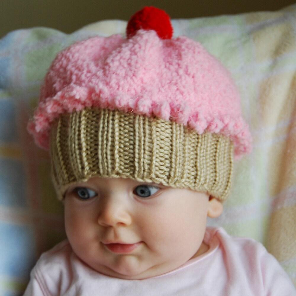 Вязание шапки для малышами 189