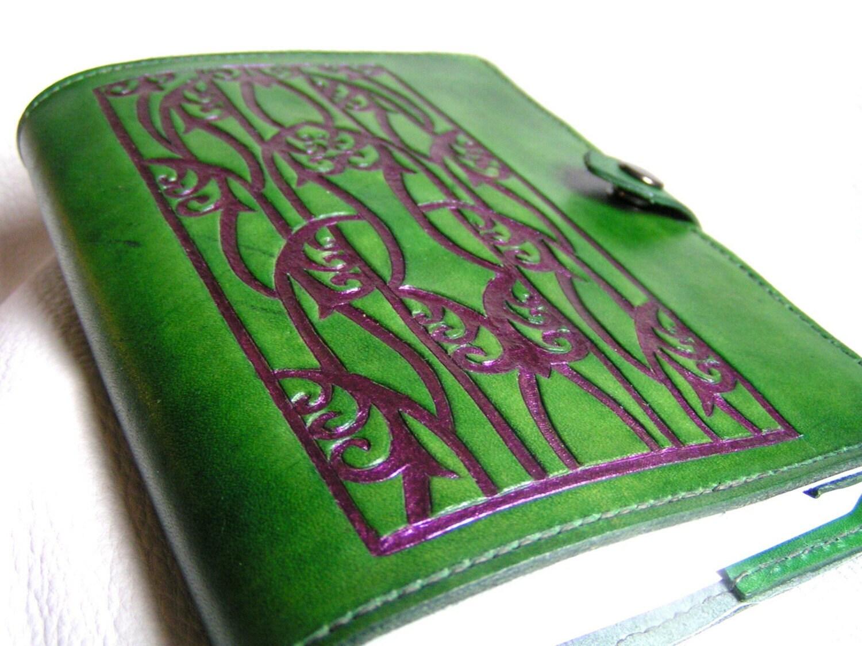 Tendrils journal cover - ravenshold