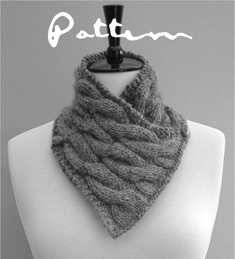 KNITTED NECK WARMER PATTERNS | Browse Patterns
