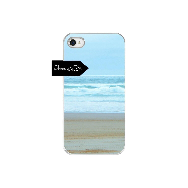 iphone case, beach ocean photography, blue waves beige sand, seashore shoreline, california, ocean sea summer