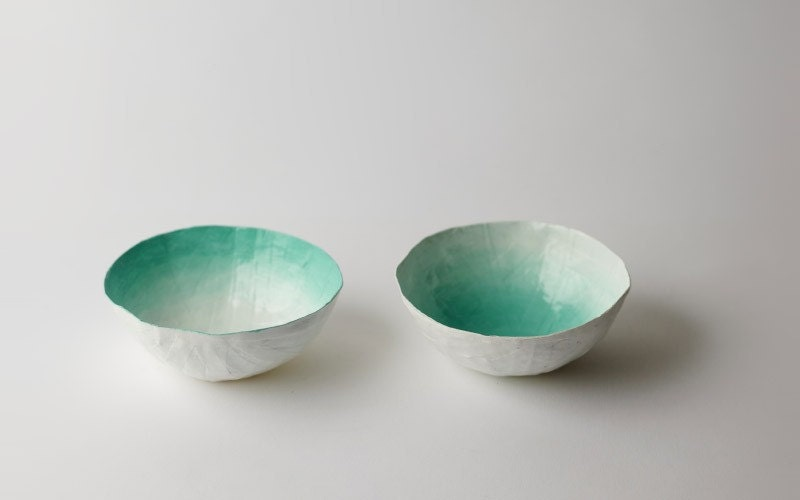 Aqua Fade Bowl Set - upintheairsomewhere