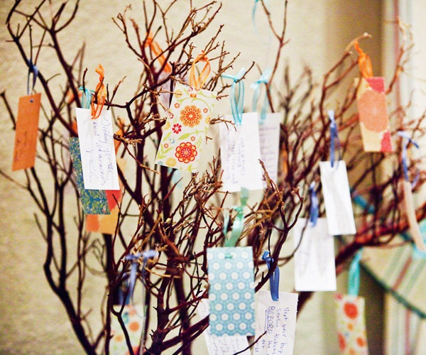 Wish Tree Tags - Samples