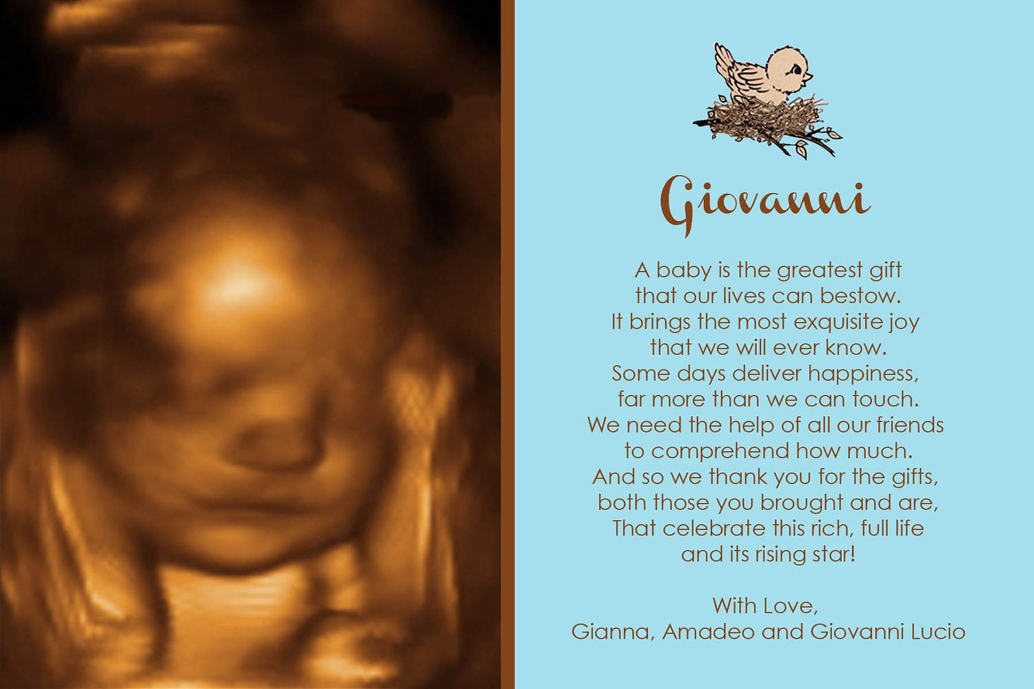 unborn baby poems for baby shower - photo #32