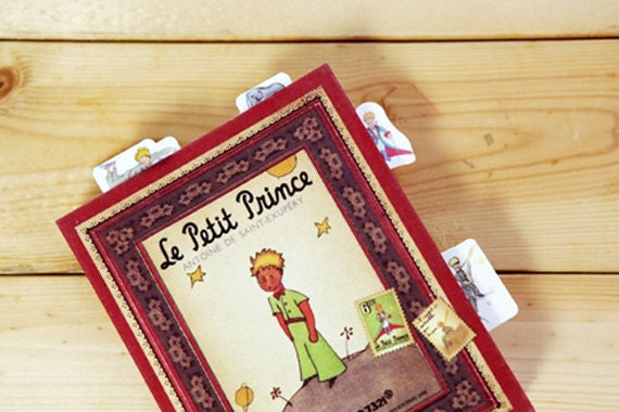 Le Petit Prince Index Label Sticker 4 Sheets in 2 Patterns