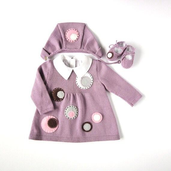 کودک کشباف کامل دایره برای دختر بچه