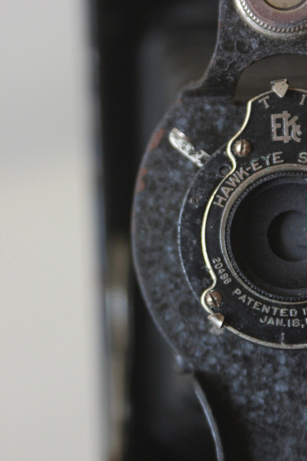 Vintage Kodak Camera, Hawk Eye Shutter from 1910 - TheVintageVogueStory