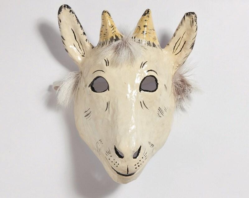 How to Make a Papier Mâché Mask (for Kids) forecasting