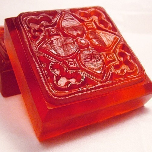 Pomegranate Perfection Soap - amethystsoap