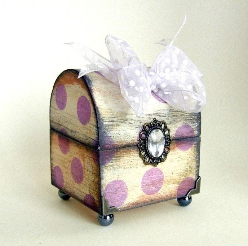 Брелок Box Сирень Сладость