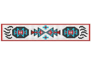 Beliebt AMERICAN BEADING FREE NATIVE PATTERN « FREE Knitting PATTERNS CQ36