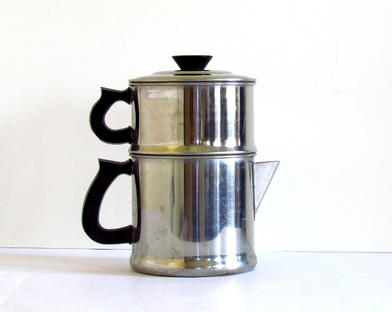 Hario woodneck coffee drip pot - Coffee Drip Pot