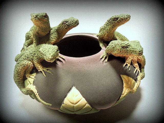 Пять Lizard Bowl
