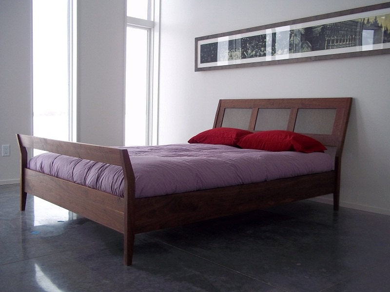 MADE TO ORDER  queen size bed - downsworks