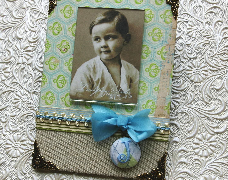 Пользовательские Детские фоторамки, персонализированный Первоначальный, мальчик, ребенок, ребенок, детский, фоторамка для ваших фото