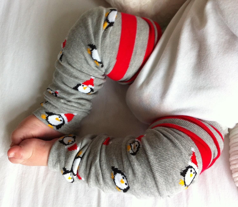 Child/ Adult Christmas Leg