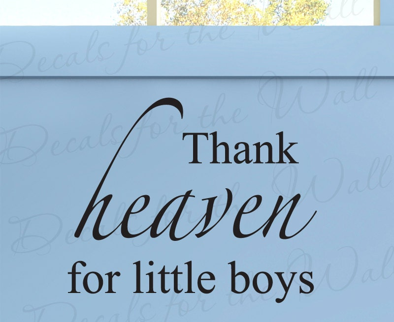 Quotes For Little Boys Little boy quotes wall decals Quotes About Little Boys