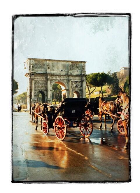 Рим Forever - номер 9 - Италия Фото - художественной фотографии - Архитектура Фотография - Рим, Италия Декор - Рома Фото