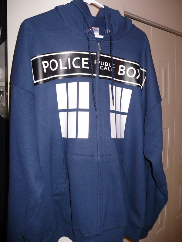 tardis sweat