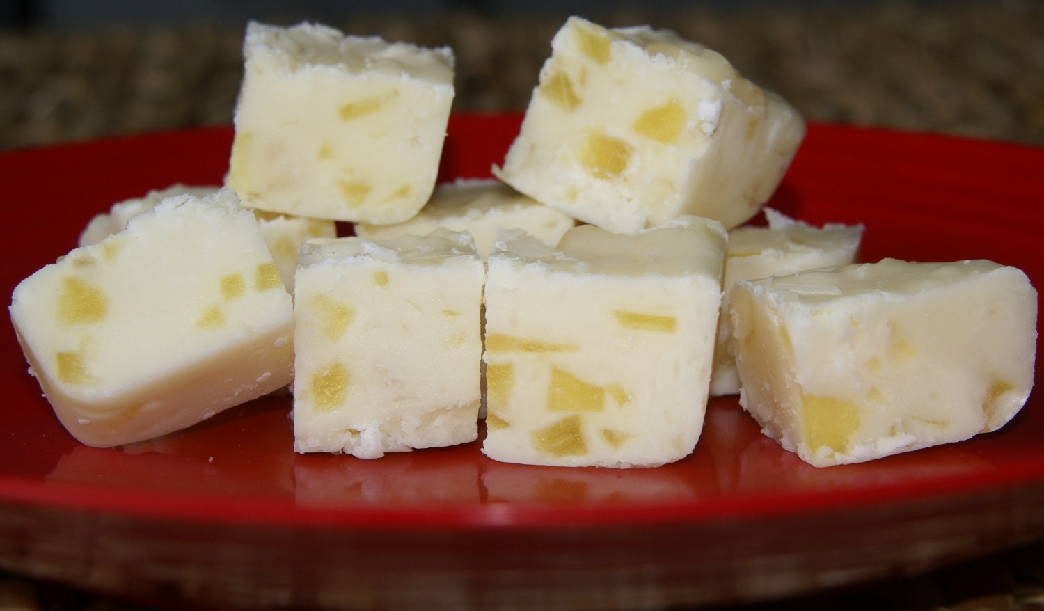 Pina Colada Fudge - One Pound