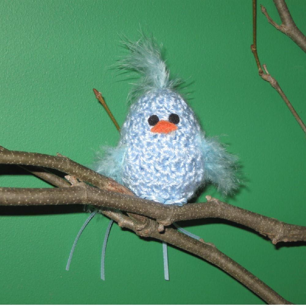 MO CHICK Crochet Easter Egg Cover/Puppet