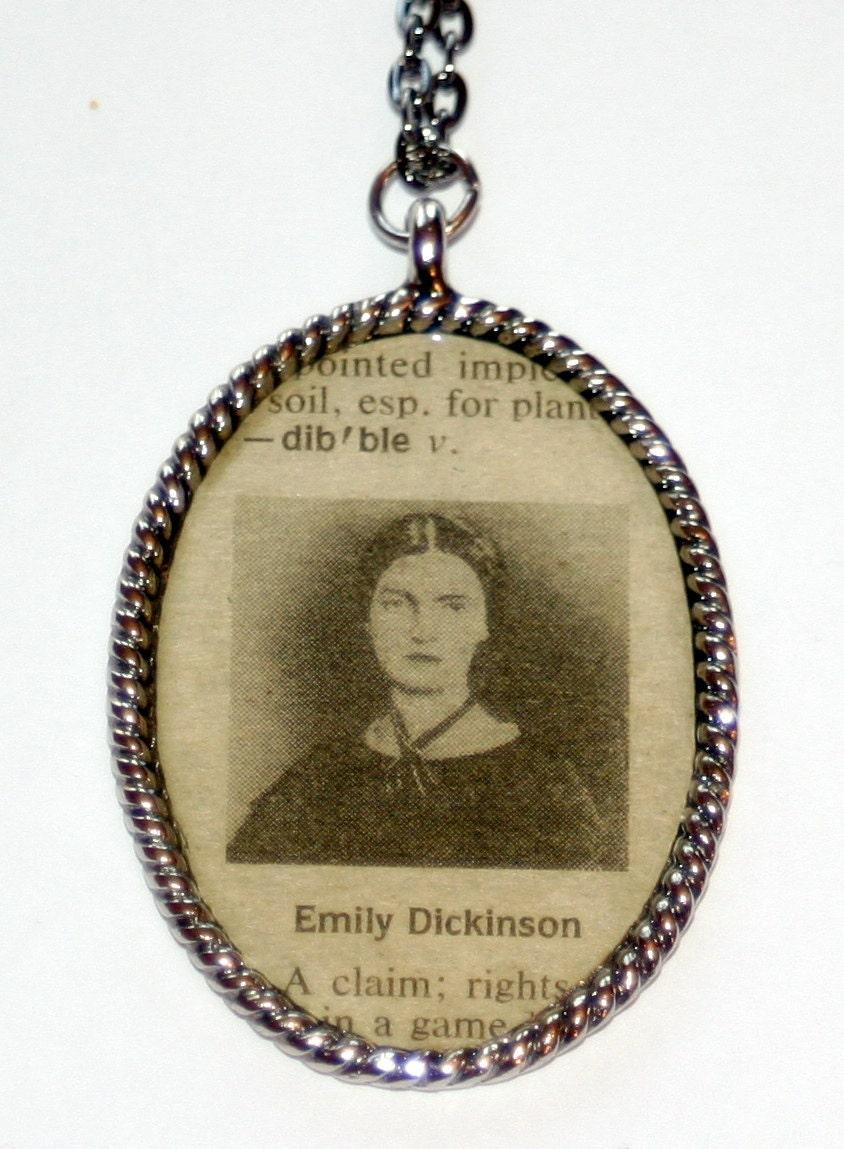 Emily Dickinson - Collier littéraire