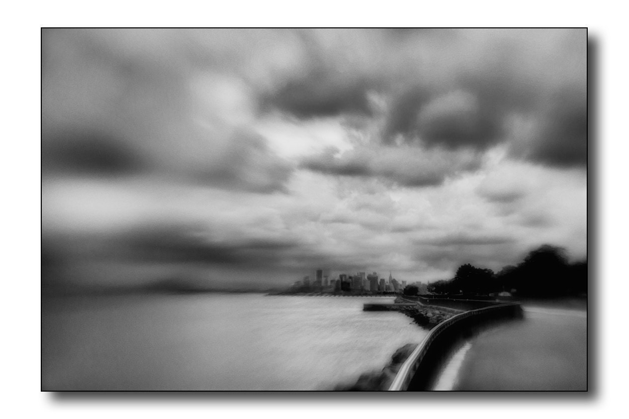A Journey Started - 8x12 inch fine art photography - LarryNicosiaPhoto