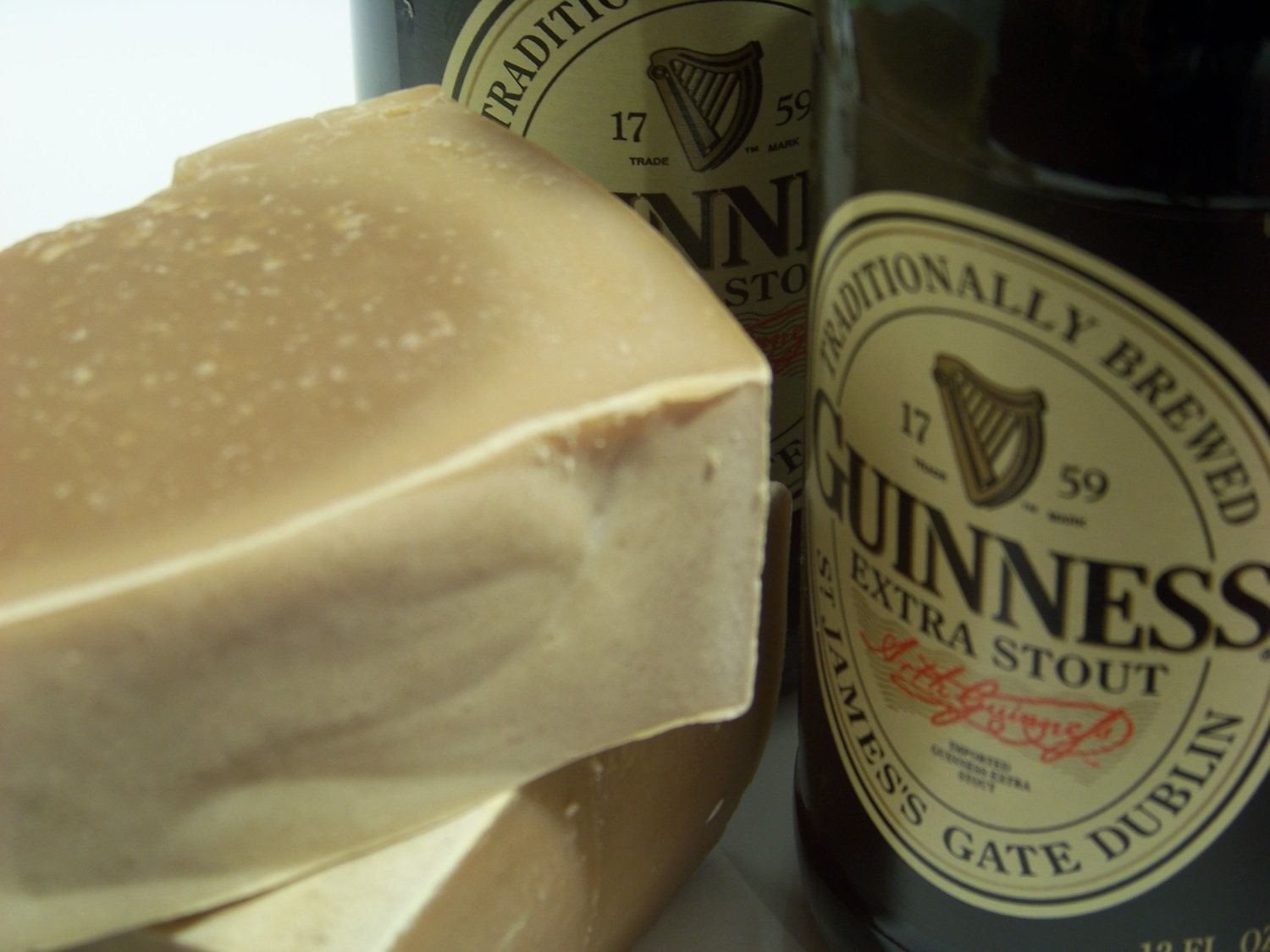 Cowboy Beer Handmade Cold Process Soap - braquelsbathroom