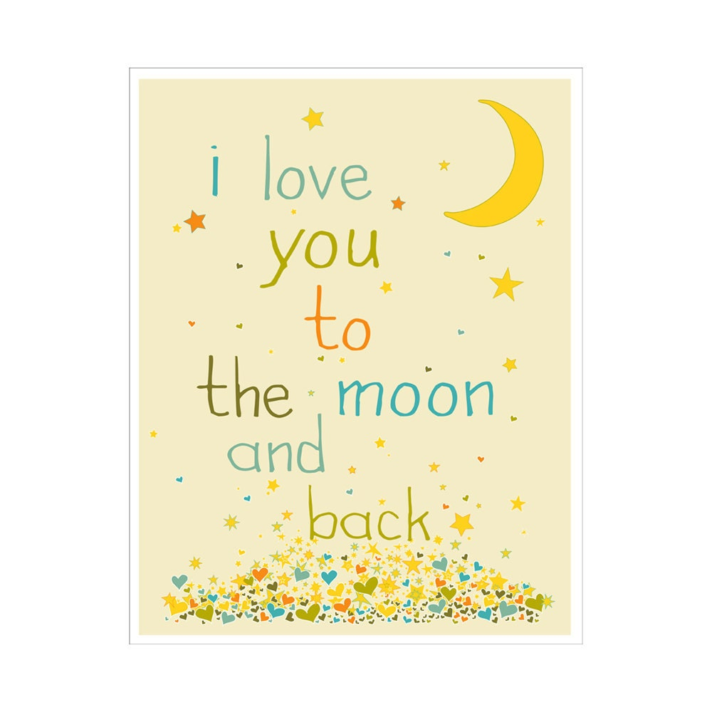 love you to the moon and back on pinterest poster. Black Bedroom Furniture Sets. Home Design Ideas