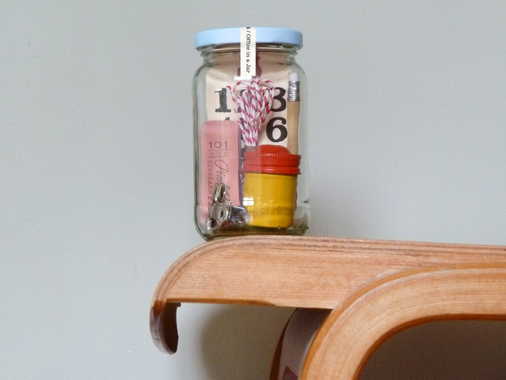 Office in a Jar
