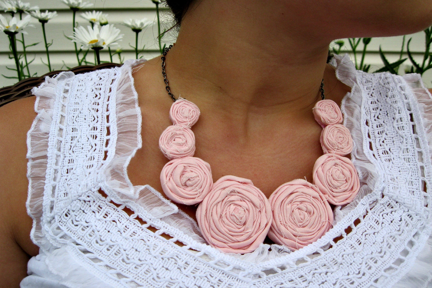 Blossom Posie Necklace