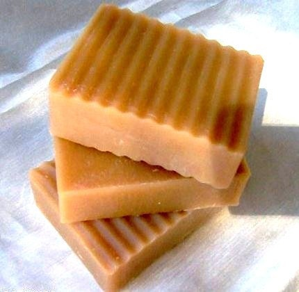 Lavender Sesame Aloe Vera Shampoo Bar - Formulated for Thin Hair, Sensitive, Dry Flaky Scalp - PreOrder Ships October 27