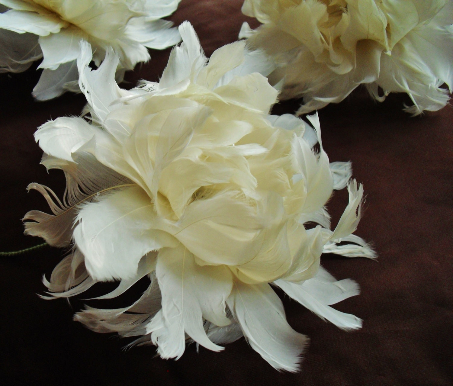 Diy Feather Bouquets Weddings: UK Supplier For Feather Flowers