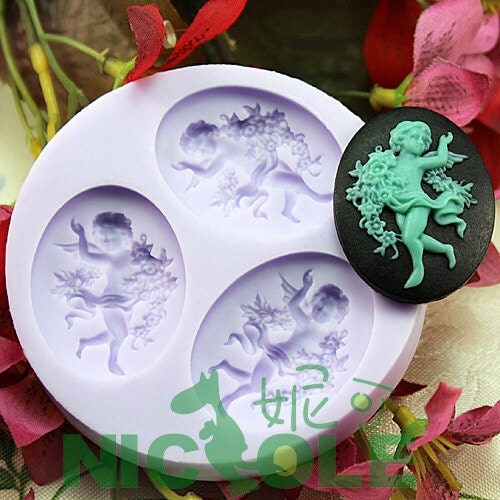 Polymer Clay Resin Mold